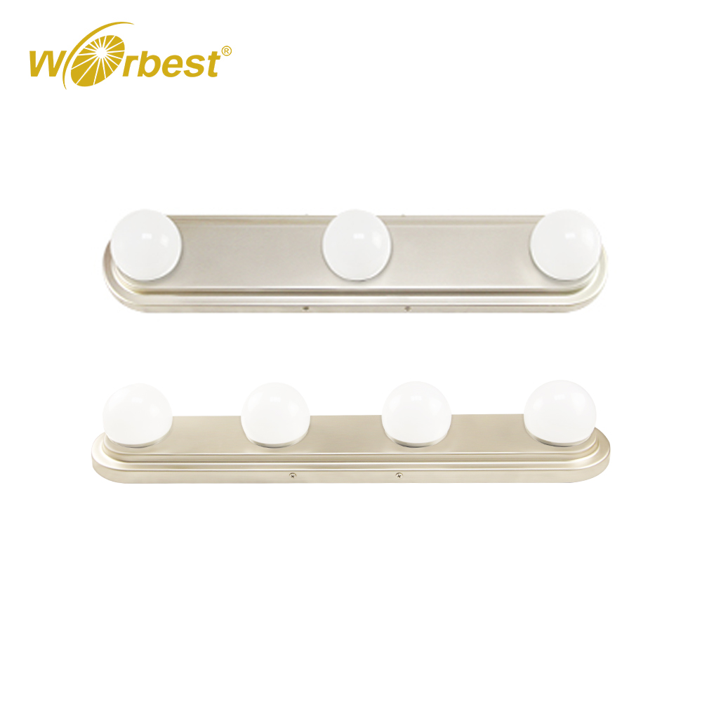 Worbest LED Mirror Front Chrome plated surface 28W 2700K ETL