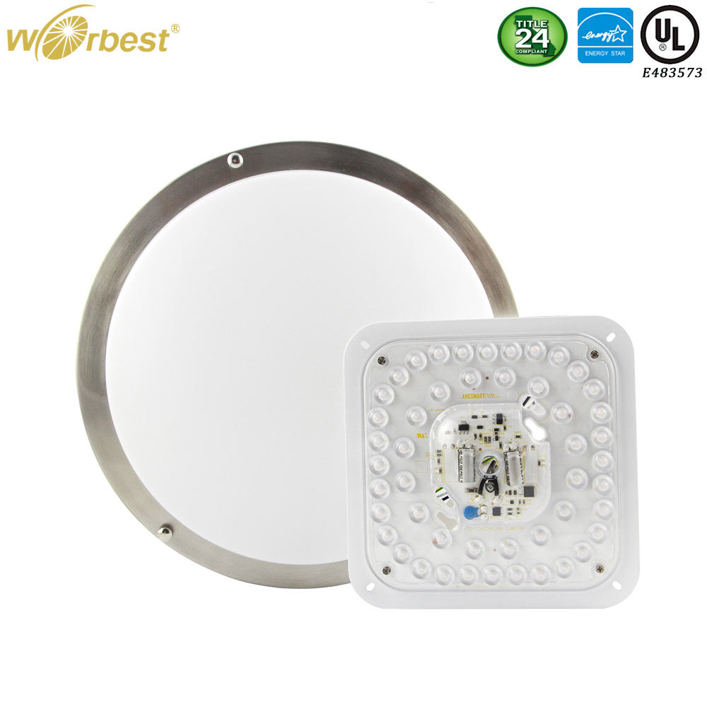 Worbest G3 6''15W 1000lm ceiling light led module UL ES listed Replacement saving