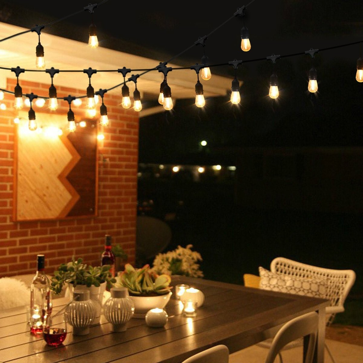 Worbest LED String lights, the mood maker