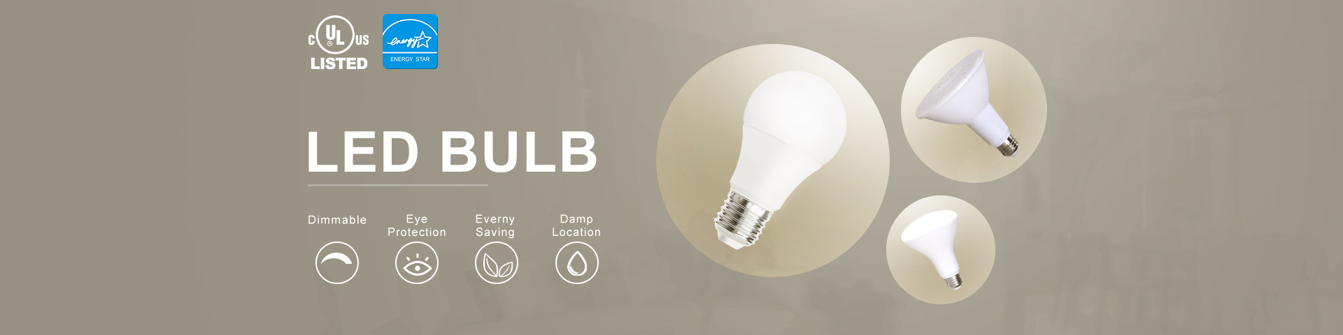 UL LED BULBS from Worbest